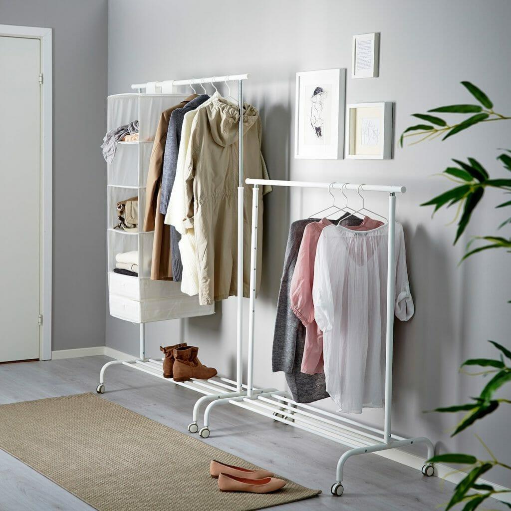 Wieszak na ubrania IKEA RIGGA