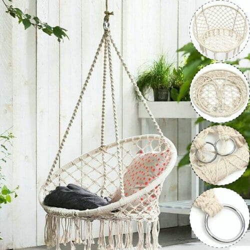 Krzesło brazylijskie - bocianie gniazdo
