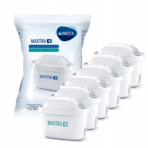 Filtry do dzbanków Brita Maxtra Plus - 6 sztuk