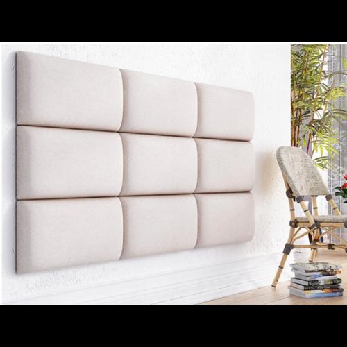 Panele ścienne tapicerowane ITALIA 60 cm x 30 cm x 3,5 cm - na WEZGŁOWIE