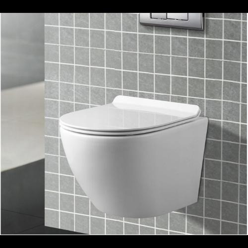 MEXEN LENA - miska WC rimless - bezkołnierzowa