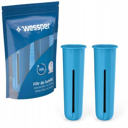 Wkład Wessper do butelki filtrującej - 2 filtry