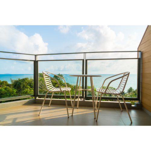 Jaka podłoga na balkon sprawdzi się najlepiej na dużym tarasie?