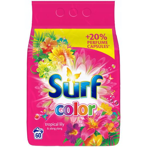 Proszek do prania Surf Color
