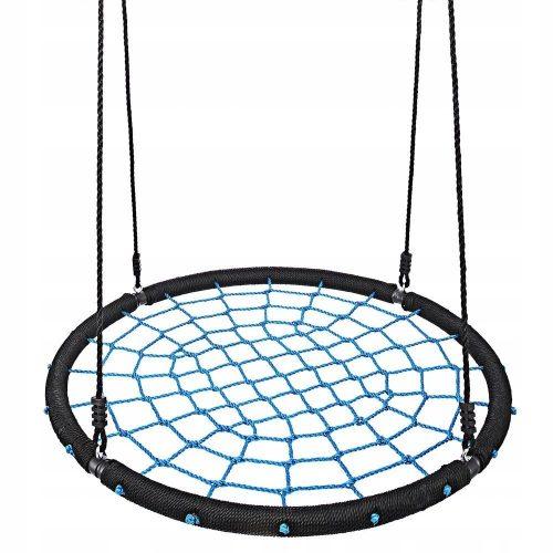 Huśtawka bocianie gniazdo dla dzieci średnica 100cm, obciążenie 150kg