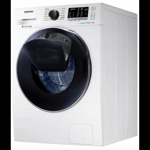 Samsung WD80K5A10OW - pralko-suszarka wolnostojąca z funkcją AddWash