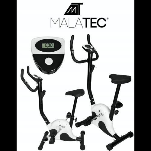 Rowerek stacjonarny treningowy MALATEC  z komputerem