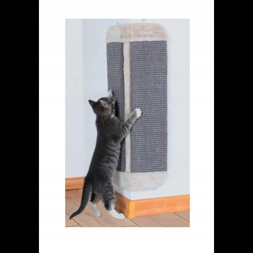 Drapak narożny na ścianę do małych mieszkań