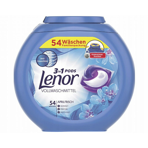 Kapsułki do prania Lenor Aprilfrisch 3w1