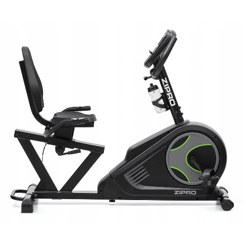 6. Rower treningowy stacjonarny ZIPRO GLOW - rower stacjonarny poziomy