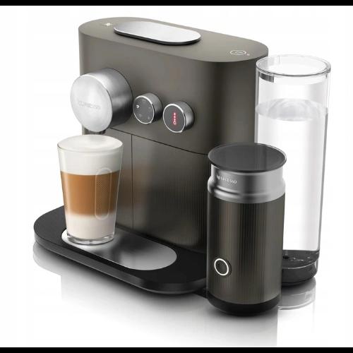 De'Longhi Nespresso Expert&Milk - ekspres kapsułkowy ze spieniaczem mleka