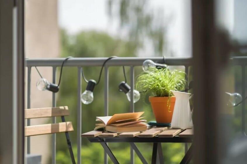 jakie dodatki na balkon w bloku