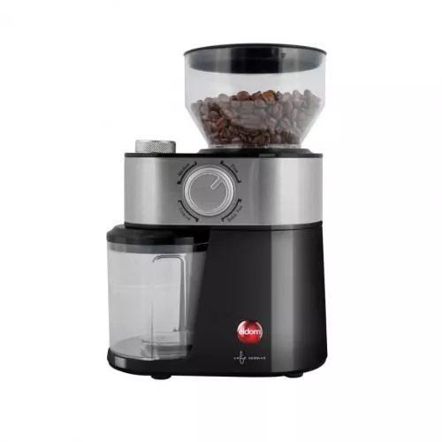 Eldom MK170 - młynek do kawy żarnowy z dużym pojemnikiem na kawę