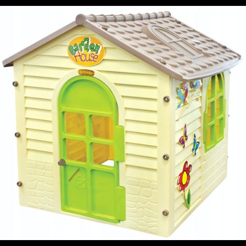 Uroczy domek ogrodowy dla dzieci Mochtoys