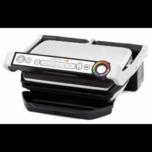 Tefal GC712D34 OptiGrill - grill elektryczny ze wskaźnikiem stopnia wysmażenia