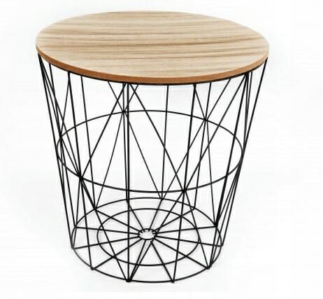 Modny stolik kawowy niski