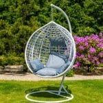 wiszące fotele ogrodowe