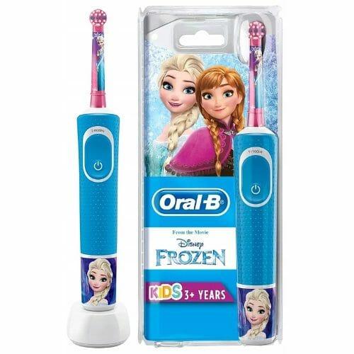 Oral-B szczoteczka elektryczna dla dzieci
