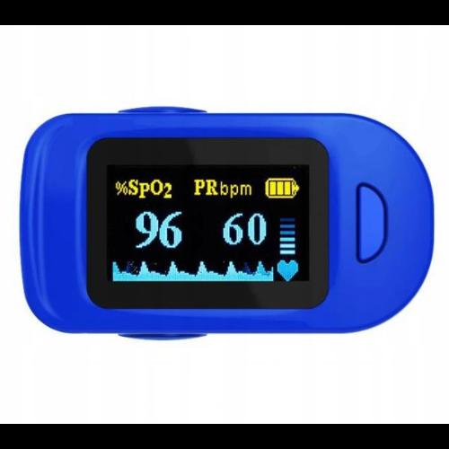 Techmed TM-PX30 - profesjonalny pulsoksymetr dla dorosłych