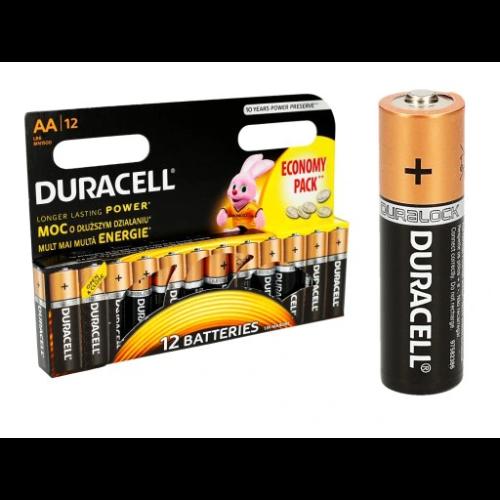Bateria alkaliczna Duracell AA (R6)