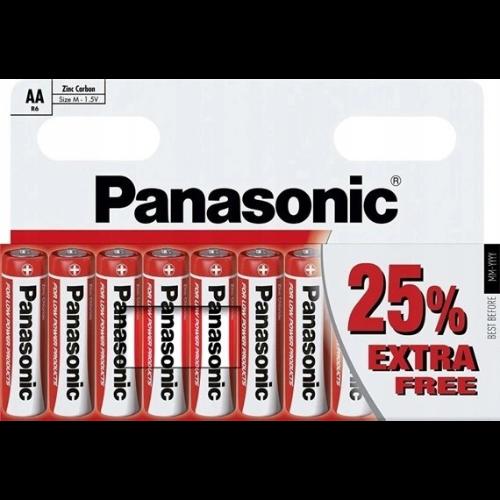 Bateria alkaliczna Panasonic AA (R6)