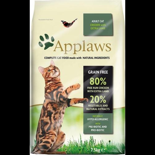 Applaws Cat Adult - sucha karma bezzbożowa dla dorosłych kotów