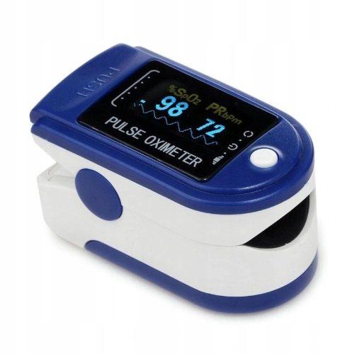 Pulsoksymetr napalcowy dla dzieci