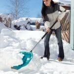 łopaty do śniegu