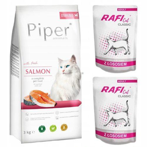 Dolina Noteci Piper Sterilised - karma sucha dla wysterylizowanych kotów
