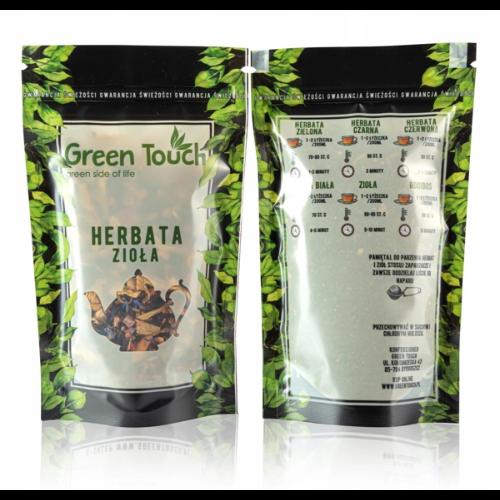Green Touch Earl Grey Blue - czarna herbata o aromacie bergamotki