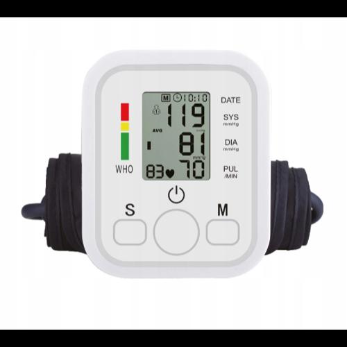 CNR - elektroniczny ciśnieniomierz na ramię do domu