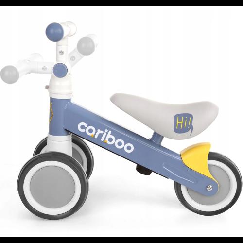 Rowerek biegowy Cariboo CAR-01 niebieski