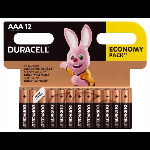 Bateria alkaliczna Duracell LR03 AAA