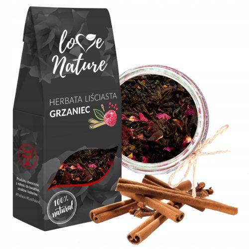 Love Nature - aromatyczna herbata typu grzaniec