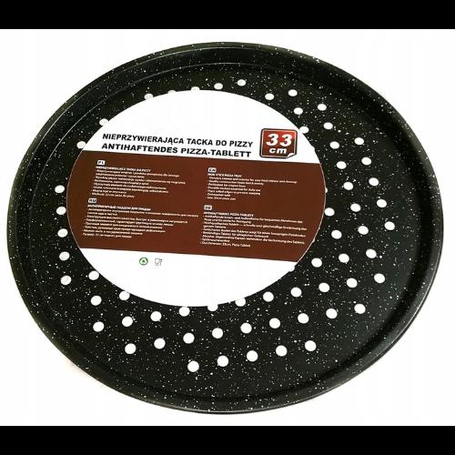 Metalowa forma Brunbeste do pieczenia pizzy