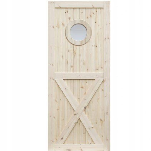Łazienkowe drzwi przeszklone - Radex Loft