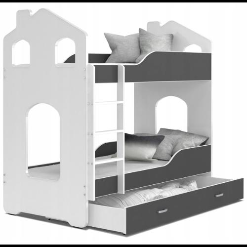 Eurotel łóżko piętrowe Dominik