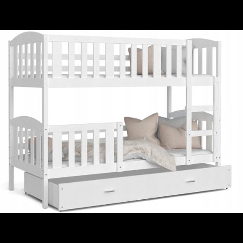 AJK meble - łóżko piętrowe Kubuś