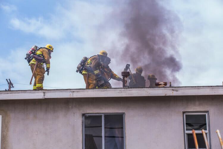 Ubezpieczenie przed pożarem