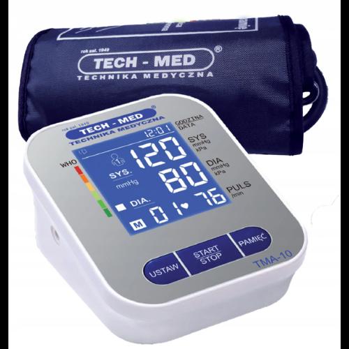 Tech-Med TMA-10 - ciśnieniomierz naramienny do domu