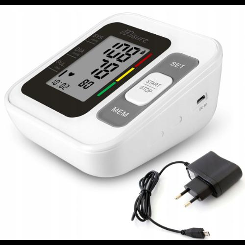 Misure B26 - elektroniczny ciśnieniomierz naramienny