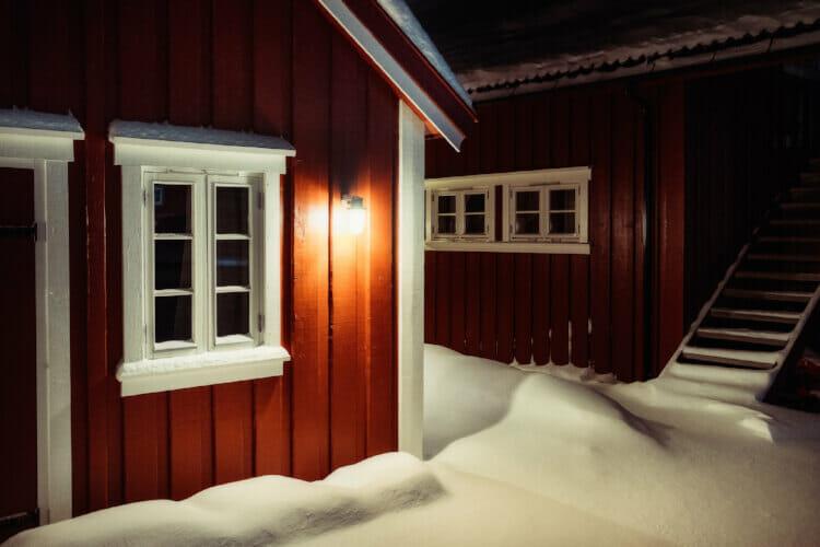 Fińskie domy