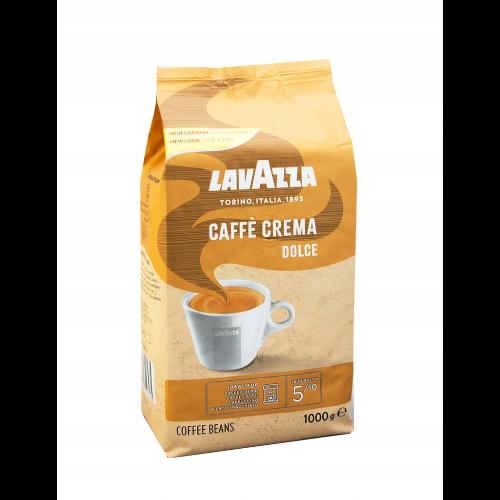 Kawa ziarnista Lavazza Dolce Caffe Crema
