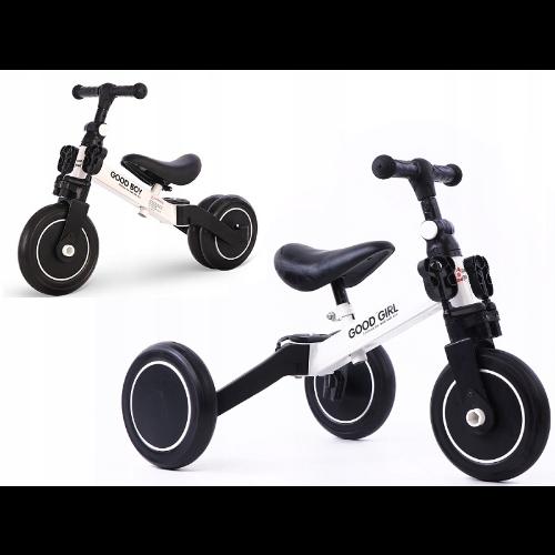 Rowerek biegowy trójkołowy 4w1 KIDS