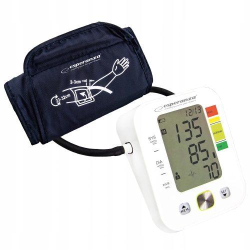 Esperanza Verve - standardowy naramienny ciśnieniomierz