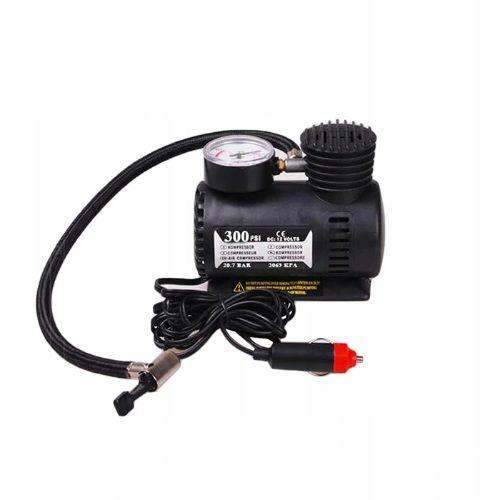 Kompresor, sprężarka samochodowa 300 PSI 12V