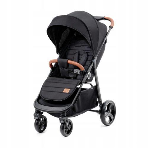 Duży wózek spacerowy Kinderkraft Grande do 15 kg