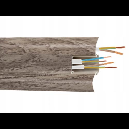 IMAR listwy przypodłogowe z gumkami - wysokość 5,2 cm