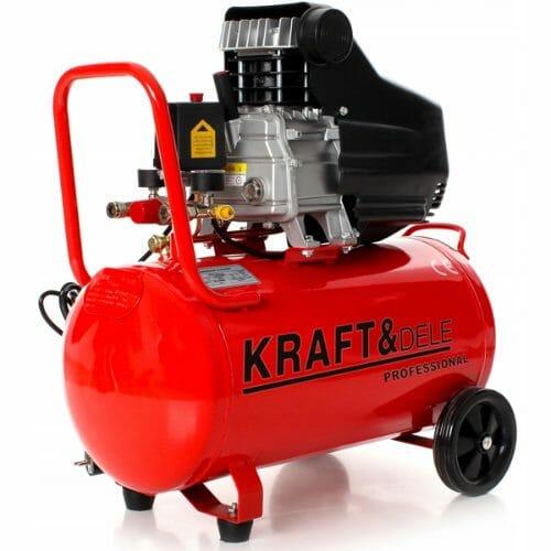 Kompresor olejowy Kraft&Dele 50l 3,8KM