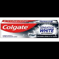 Colgate Sensation White – pasta wybielająca z naturalnymi ekstraktami